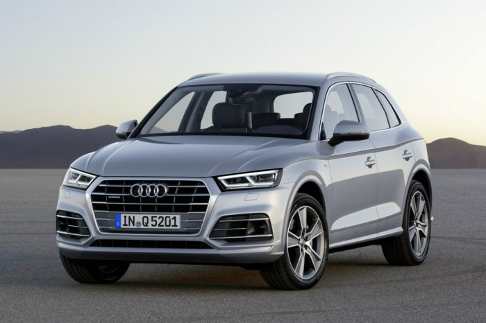 Audi outsells BMW, Mercedes in China's premium race
