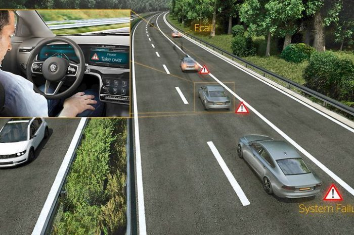Continental uses Safety Domain Control Unit as fallback path in automated driving