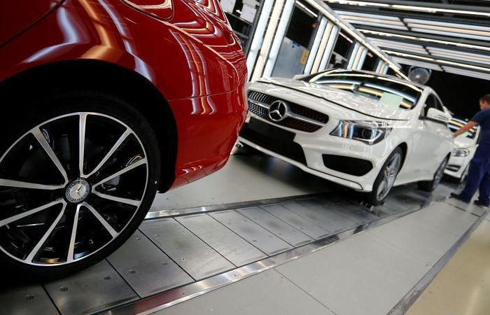 German automakers eye U.S. market share gains