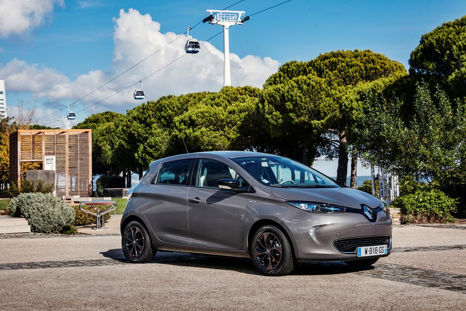 Renault aims to remain EV leader in Europe