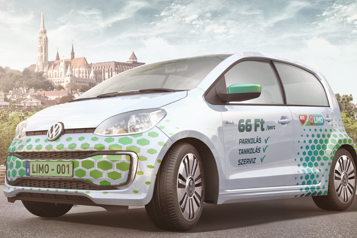 MOL Group launches car sharing service in Budapest