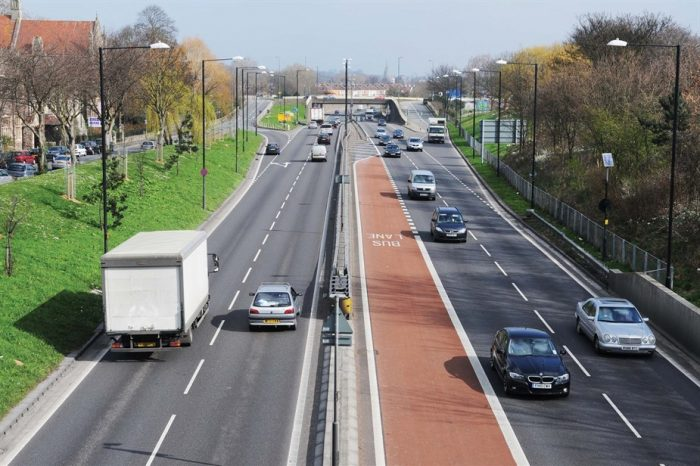 New roads to be designed with eye-catching views to stop drivers falling asleep