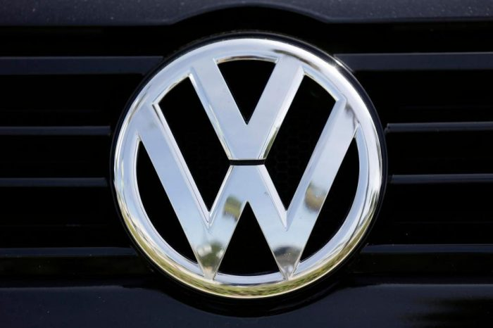 Volkswagen to change logo for electric car era