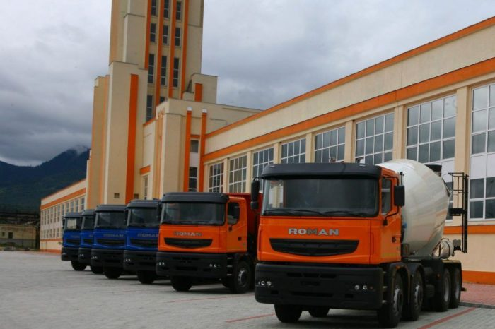 Romanian truck factory negotiates contract with Pakistan