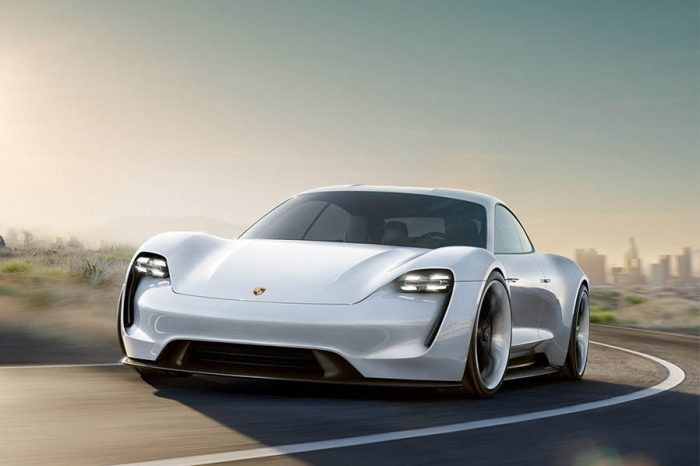 Porsche doubles green car investment to fight Tesla