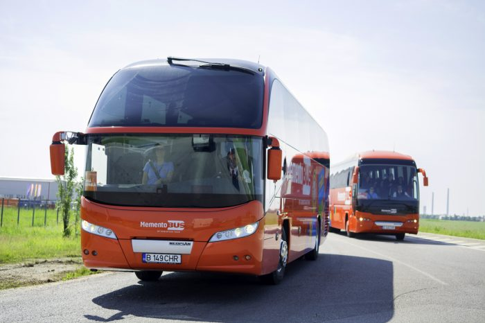 Airport-city centre shuttle bus service launches in Bucharest
