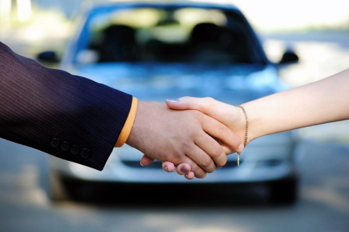 Cars trade turnover volume up by 11.1% in 2017