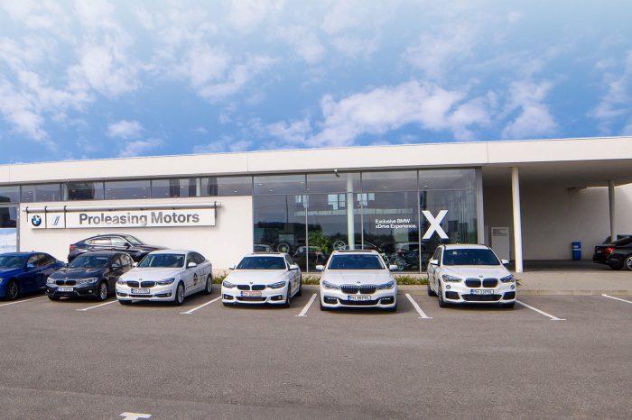 Proleasing Motors estimates a profit of 5.5 million RON in 2018