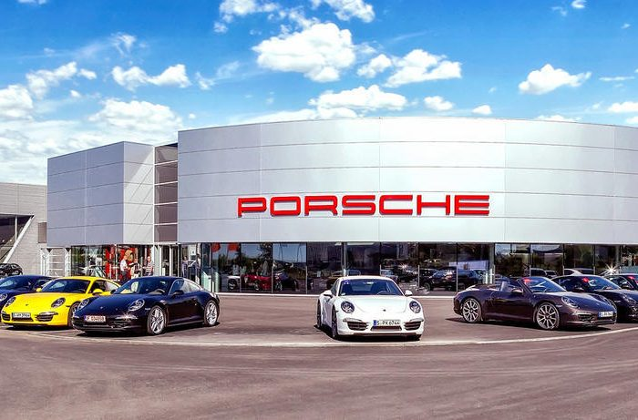 Porsche Romania posts a turnover of 638 million Euro in 2017, 16 per cent growth compared to 2016