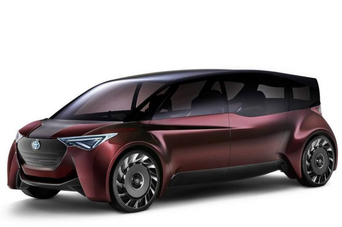 Toyota thinks airless tires will lead to lighter electric cars