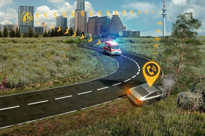 European eCall now standardizing vehicle connectivity