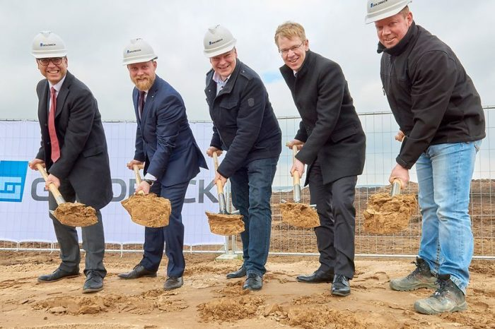 Continental invests 50 million Euro for new distribution center