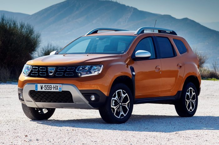 Dacia launches new TCe 130 and 150 petrol engines on Duster