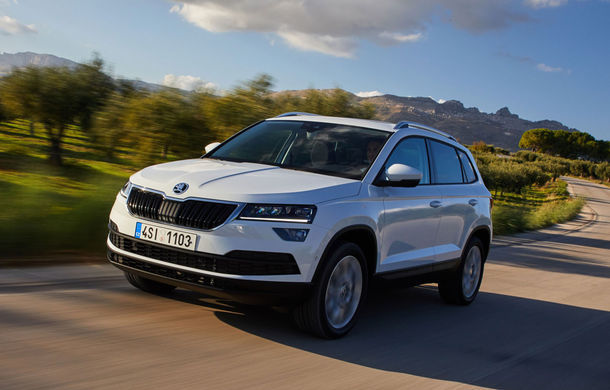 Skoda increased deliveries by 11.7% in first quarter. 2.700 vehicles sold in Romania