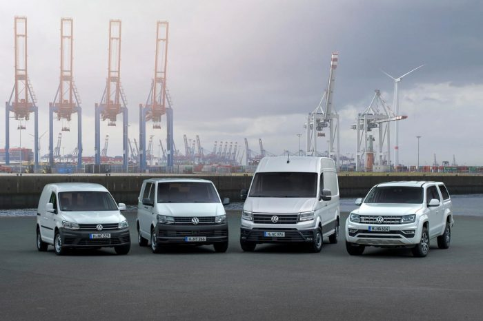 Volkswagen Commercial Vehicles deliver 114,700 units in the first quarter of 2018