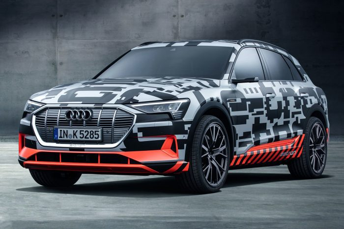 Audi targets 800,000 electric and hybrid car sales in 2025