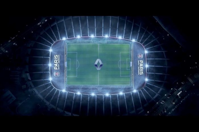 Renault becomes the official automobile partner of Paris Saint-Germain