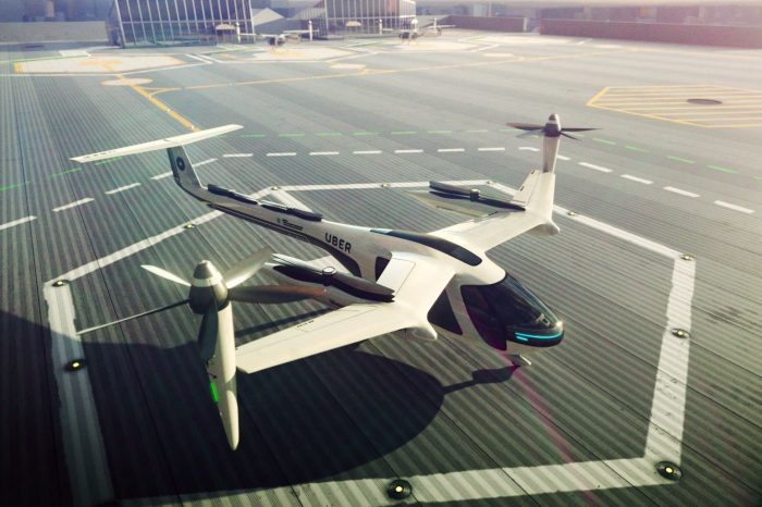 Uber, Airbus said to be working on plans for flying cars