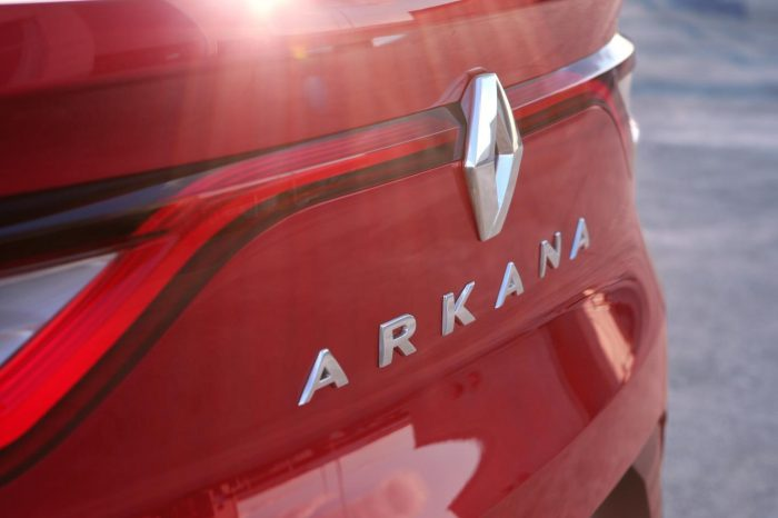 Renault to launch new Arkana compact SUV on August 29