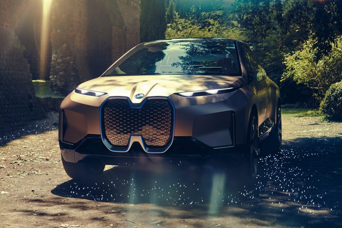 BMW seeks partners for second-generation self-driving system