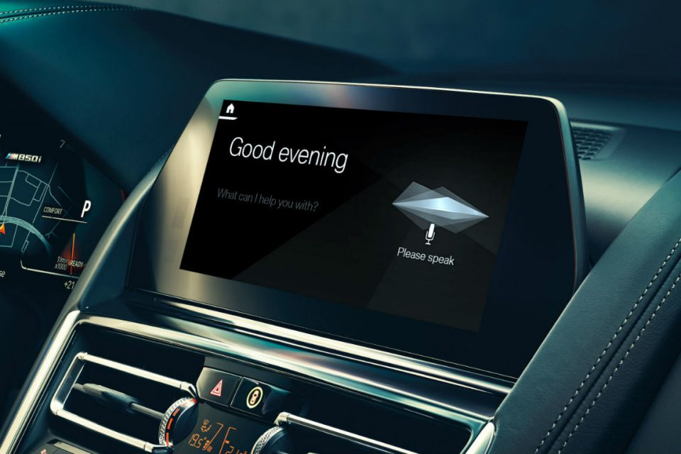 BMW introduces Intelligent Personal Assistant communications system
