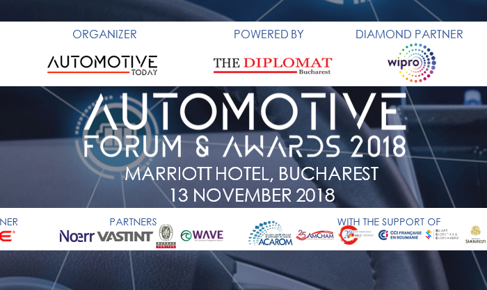 Meet the finalists and the winners of the first Automotive Awards Gala by The Diplomat - Bucharest!