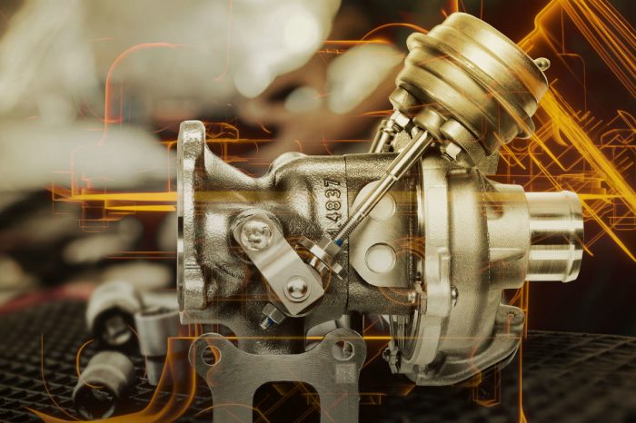Continental adds turbochargers for Ford engines to its product range