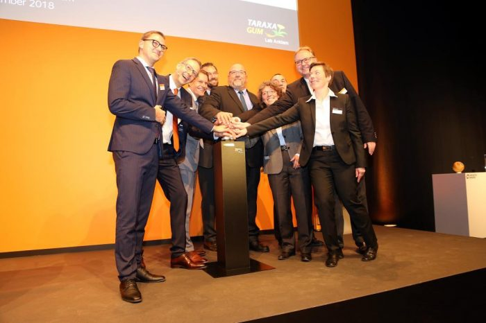 Continental opens new research laboratory for rubber alternative