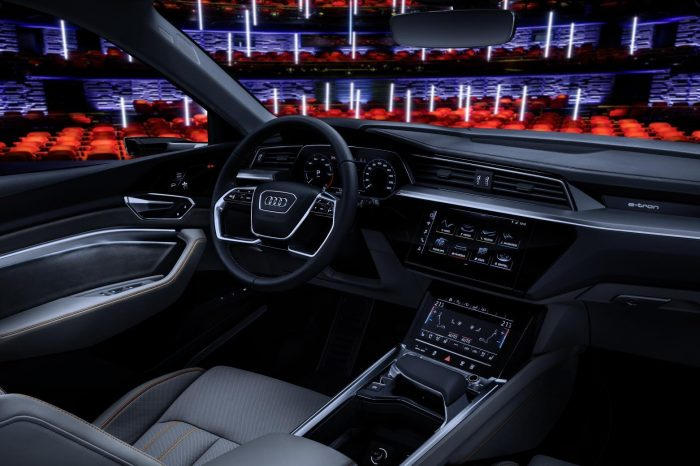 Audi to show new in-car entertainment technologies in 2019