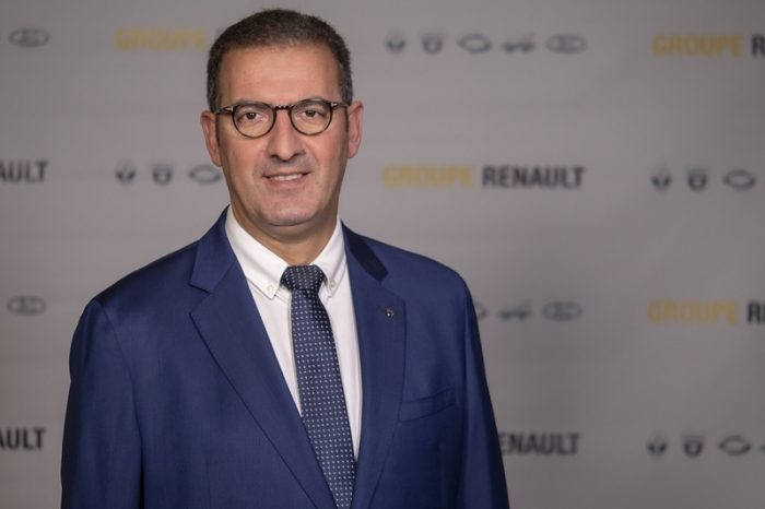 Christophe Dridi is the new general manager of Automobile Dacia and Groupe Renault Romania