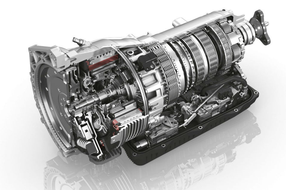 ZF to launch new plug-in hybrid transmission in 2025
