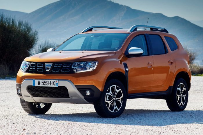 Dacia to launch Duster Pick-up in 2019