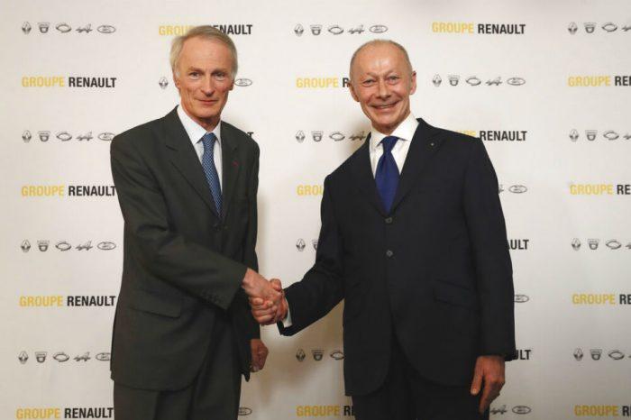 Renault names new leaders as Carlos Ghosn resigns