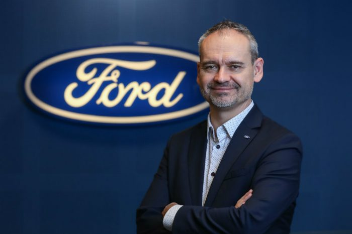 Attila Szabo appointed general manager of Ford in the Czech Republic