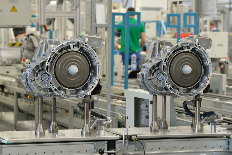 Daimler to produce new automatic gearbox for Mercedes-Benz in Sebes