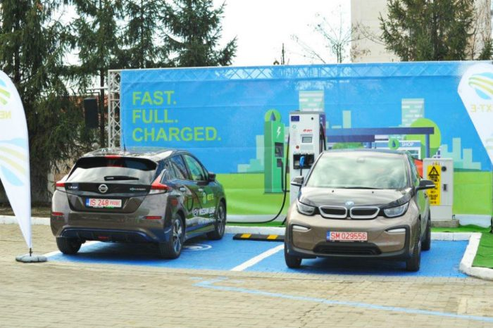 Romanians to acquire more electric charging stations in 2019