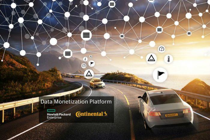 Continental and HP launch blockchain-based data monetization platform