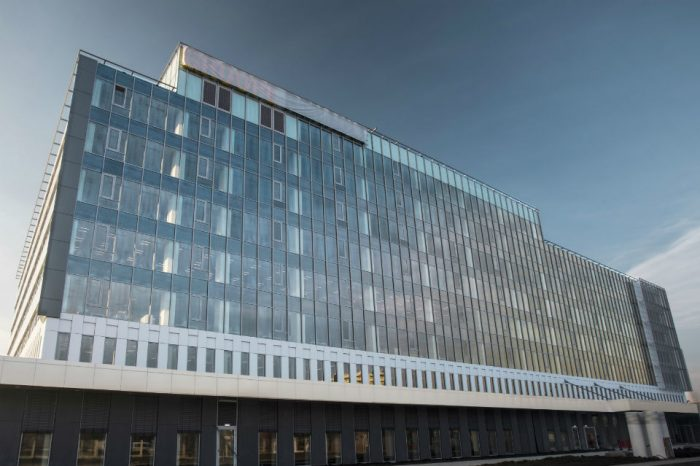 Globalworth completes Renault Bucharest Connected project