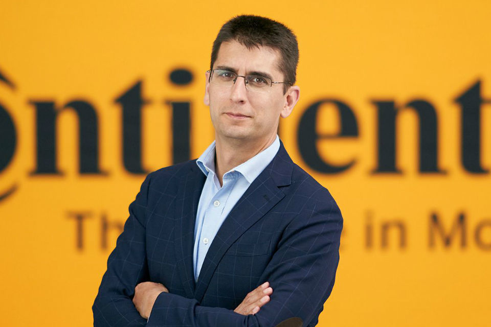 Continental appoints Gilles Mabire as new head of commercial vehicles & aftermarket business unit