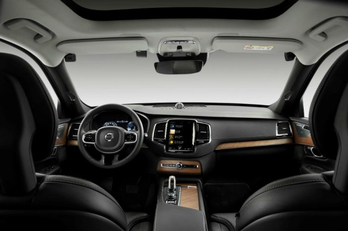 Volvo to deploy in-car cameras and intervention against intoxication and distraction