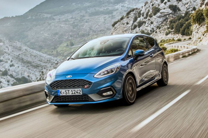 Ford announces new generation of electrified vehicles, includes Fiesta and Focus Hybrid