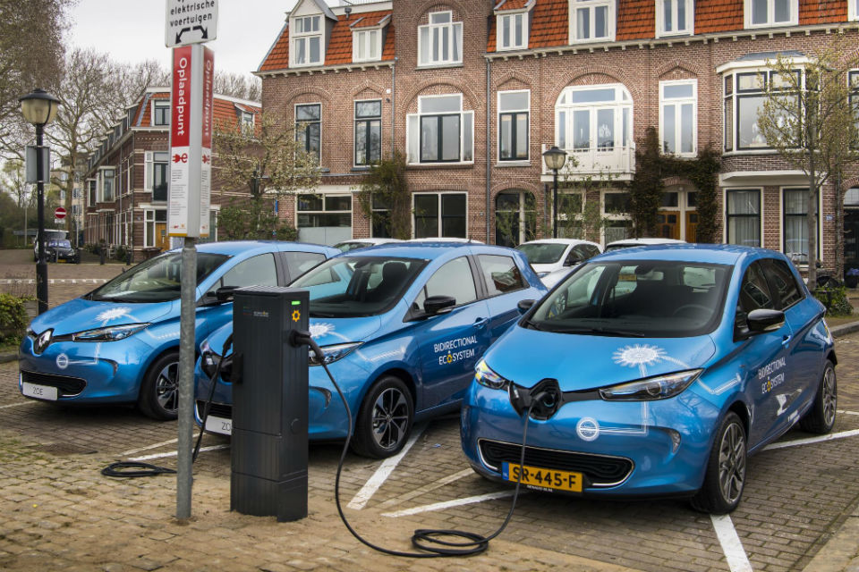 Germany overtakes Norway as Europe's No. 1 EV market