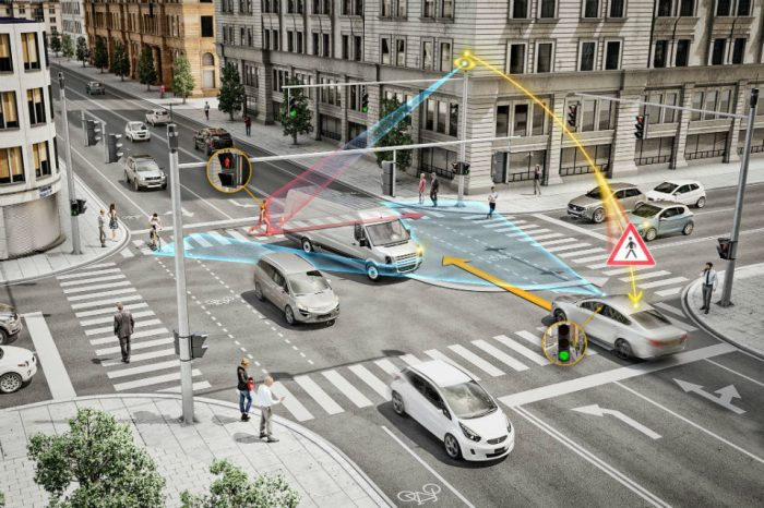 Continental Iași announces innovative concept for autonomous cars development