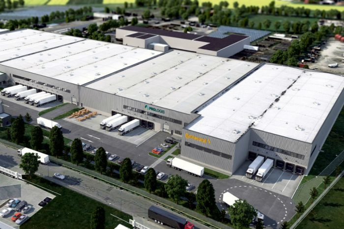 Continental expands logistics center for passenger car aftermarket