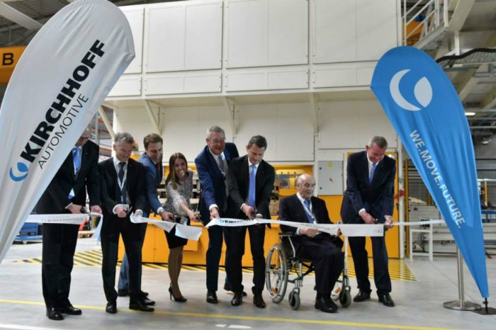 Kirchhoff Automotive opens new plant in Romania following ten million Euro investment