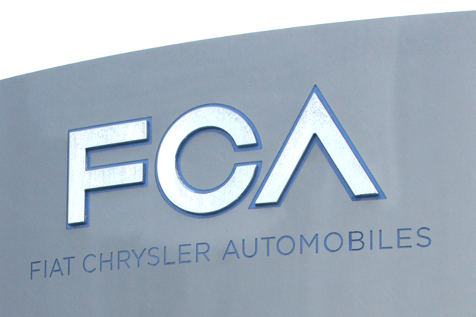 Fiat Chrysler signs EV charge point deals with Enel, Engie