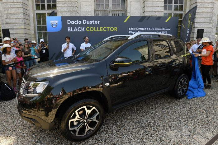 Dacia unveils new Duster Black Collector limited edition