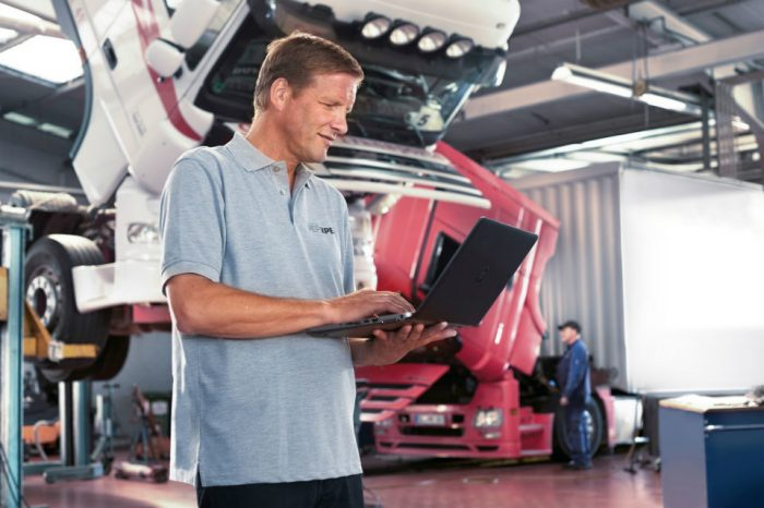 Schaeffler and Continental partner in commercial vehicle maintenance