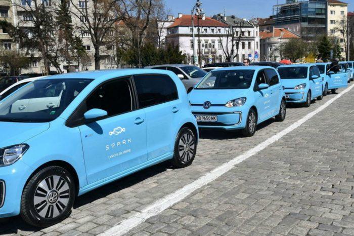 Spark car sharing service enters Romanian market