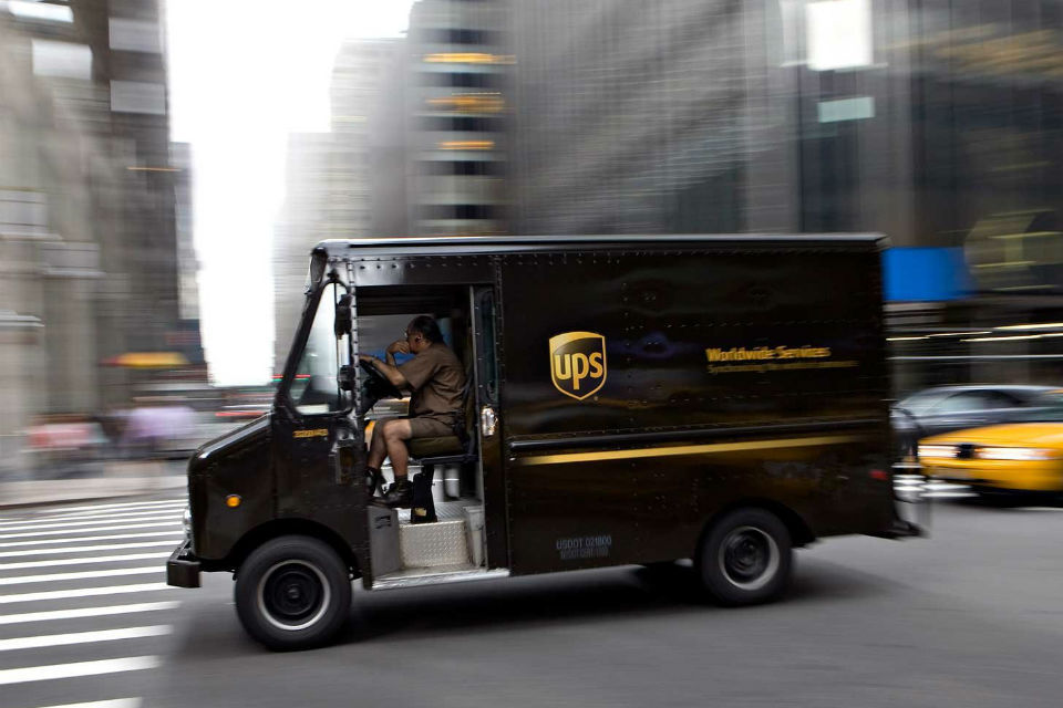 UPS invests in autonomous trucking company